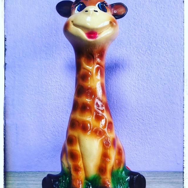 "Копилка ""жираф""."